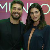 Cauã Reymond e Mariana Goldfarb voltam a ser vistos juntos após fim de namoro