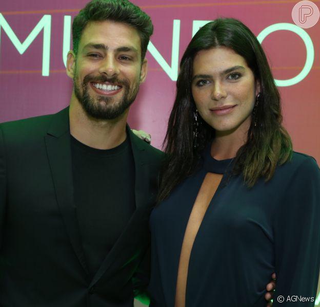 Mariana Golfarb e Cauã Reymond voltam a ser vistos juntos dois meses após fim do namoro