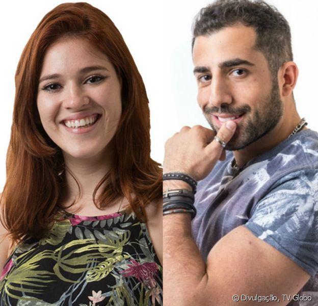 Produção adverte Ana Clara após bater em Kaysar com cinto