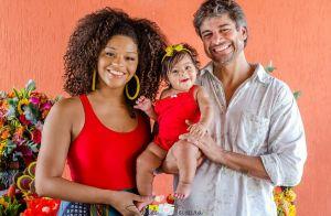 Juliana Alves faz festa de 6 meses da filha com tema princesas negras. Fotos!