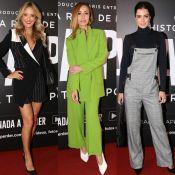 Ticiane Pinheiro, Sabrina Sato e Vera Viel capricham no estilo em evento. Fotos!