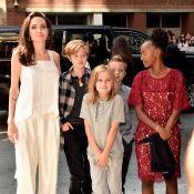 Filhos de Angelina Jolie não apoiam o novo namoro da mãe, diz site