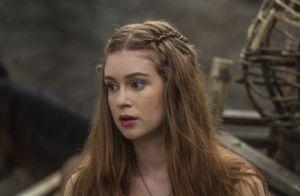 'Deus Salve o Rei': Amália é picada por cobra e fica entre a vida e a morte