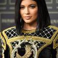 Kylie Jenner  ficou um tempo afastada da web por conta da sua gravidez