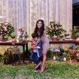 Filho de Wesley Safadão, Yudhi está hospedado no Rio de Janeiro com a mãe, Mileide Mihaile