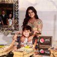 Yudhi é fruto do relacionamento de Wesley Safadão com a empresária Mileide Mihaile