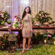 Mileide Mihaile celebrou nova idade com festa no Rio de Janeiro