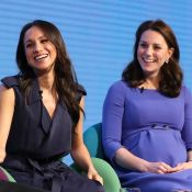 Kate Middleton e Meghan Markle 'trocam figurinhas' fashions: 'Vestidos, chapéus'