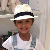 Eliana exalta qualidades do filho, Arthur: 'Educado, generoso e charmosinho'
