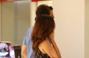 Fátima Bernardes e Túlio Gadêlha são fotografados após passeio por shopping 9ea2c23825