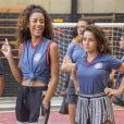 Na novela 'Malhação: Vidas Brasileiras', Jade (Yara Charry) decide retomar a parceria com Tito (Tom Karabachian) na música no capítulo que vai ao ar na sexta-feira, 13 de abril de 2018