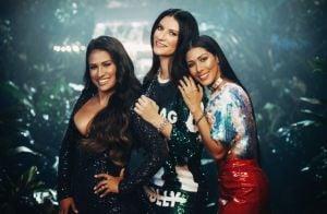 Laura Pausini lança clipe de 'Novo', com Simone e Simaria: 'Elas arrasam'. Veja!