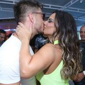 Viviane Araujo se declara ao namorado, Klaus Barros: 'Amo tudo em você'