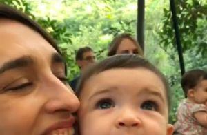 Pedro Bial faz 60 anos e sua filha caçula, Laura, rouba a cena. Veja o vídeo!