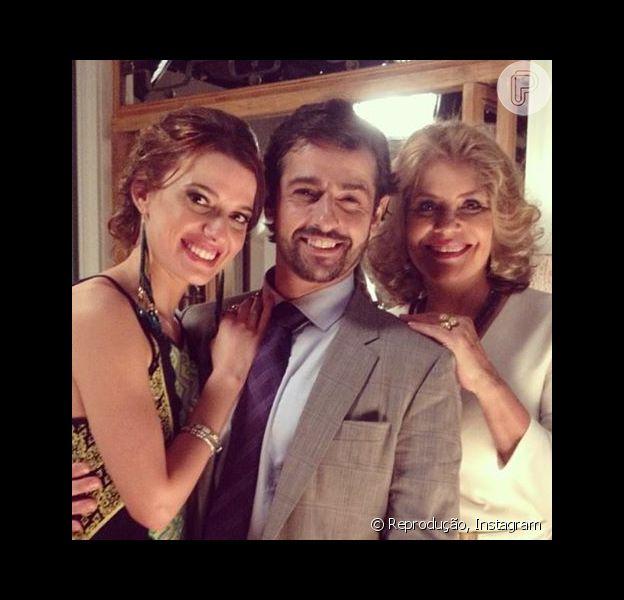 Filha do ator José Mayer, Julia Fajardo fará novela 'Império', da Globo; Mayer também está escalado para a trama. Em 2012, Julia atuou em 'Balacobaco, da Record
