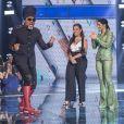 No 'The Voice Kids' deste domingo, a TV Globo também assumiu ter errado ao dar o resultado da votação do time de Carlinhos Brown