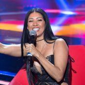 Simaria 'cai' no palco do 'The Voice Kids' e Globo revela erro em votação. Veja!