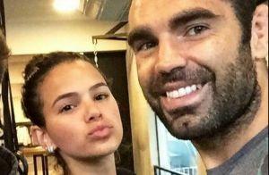 Personal entrega como Marquezine chega aos treinos: 'Meio brava, monossilábica'