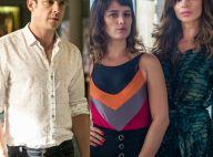 'O Outro Lado do Paraíso': Gael pede e Lívia ajuda Clara em investigação