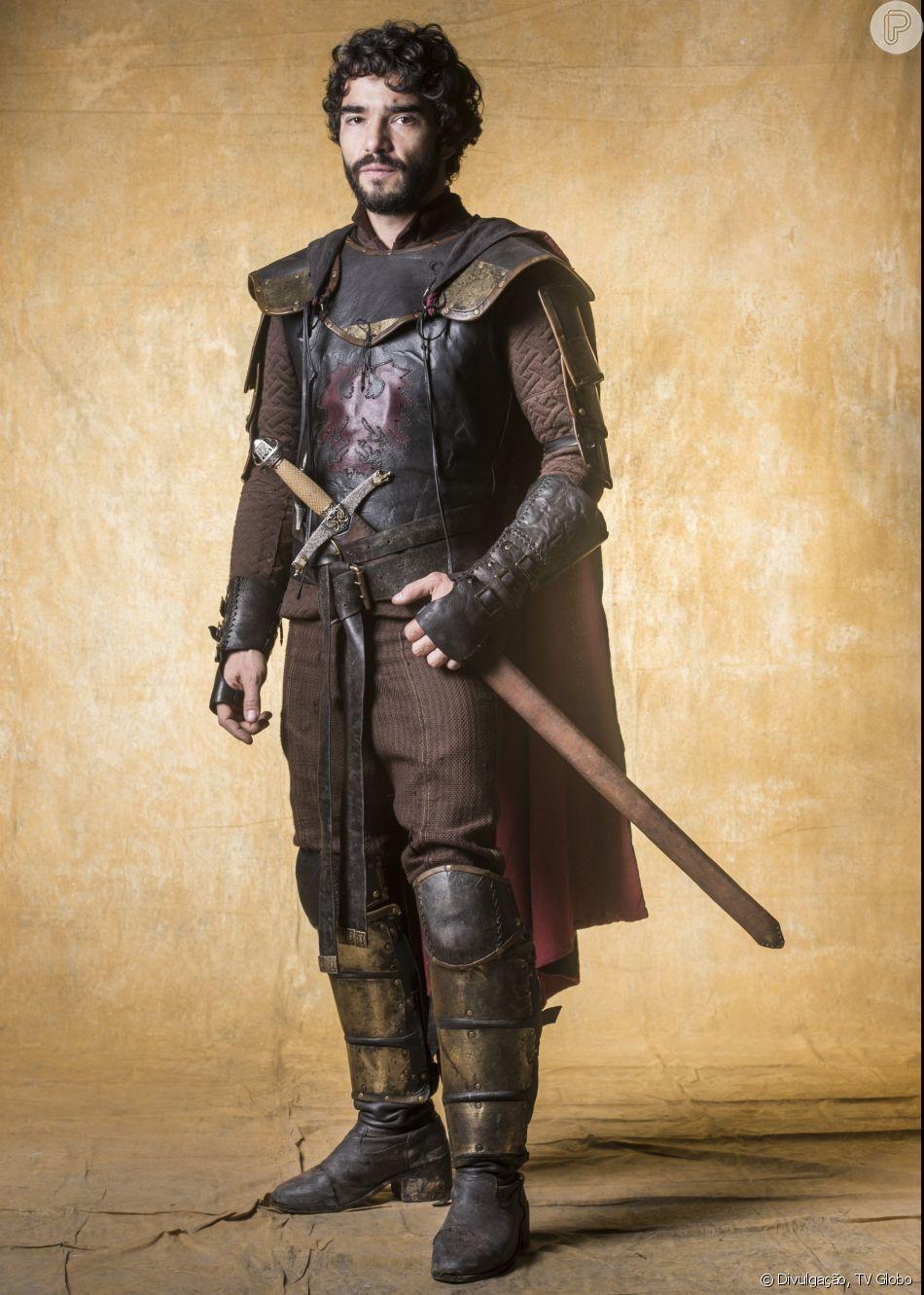 Caio Blat vai deixar o elenco da novela 'Deus Salve o Rei'
