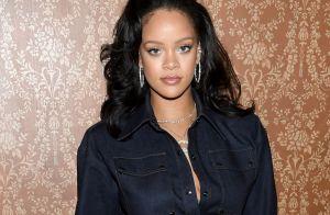 Rihanna aposta em iluminador corporal em nova linha de maquiagem. Veja detalhes!