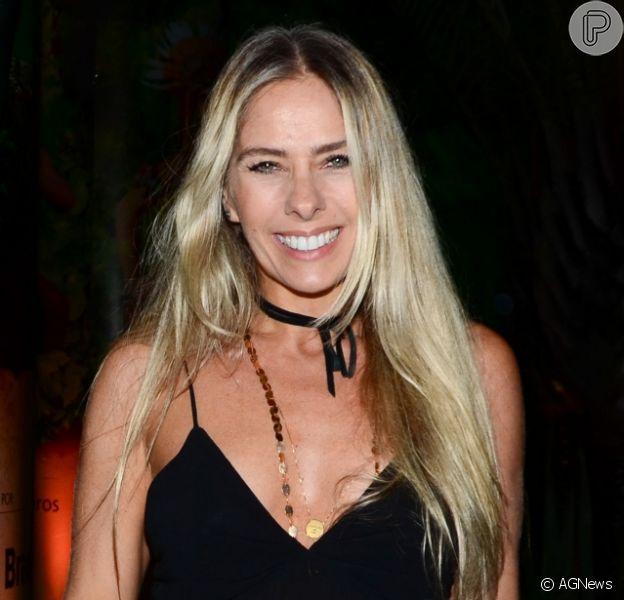 Adriane Galisteu vai interpretar a estilista Selma Larocque em 'O Tempo Não Para', próxima novela das sete