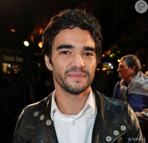 Caio Blat será um dos protagonistas de 'O Sétimo Guardião', trama de Aguinaldo Silva