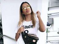 d8c5ea4b2 Anitta tem voo cancelado em Miami e compra pochete Louis Vuitton de R$ 5 mil