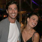 Isis Valverde anuncia gravidez do 1º filho com modelo André Resende: 'Radiantes'