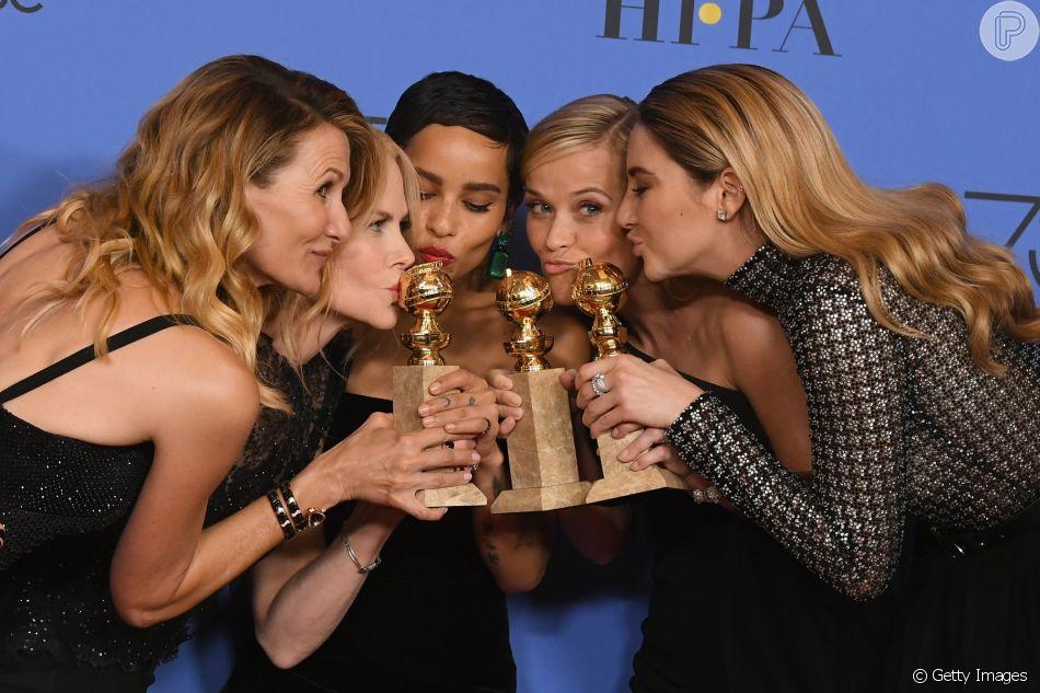 Reese Whiterspoon lutou pela igualdade salarial dentro da HBO
