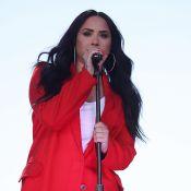 Demi Lovato explica por que adiou shows no Brasil: 'Problemas de produção'