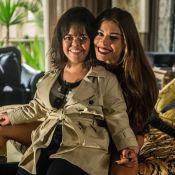Spoiler! Grazi Massafera mostra Juliana Caldas de noiva em bastidor de novela