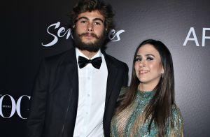 Rafa Vitti combina look com Tatá Werneck: 'Companheira de vida e moletom'. Foto!
