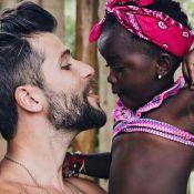 Bruno Gagliasso faz 36 anos e elege maior realização: 'Nada se compara a Títi'