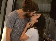 Tatá Werneck comemora namoro com Vitti e revela: 'Faz fotos enquanto durmo'