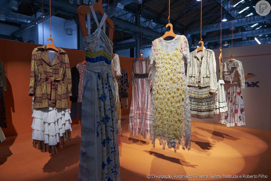f2f0e726f A estilista Isabela Capeto foi homenageada pelos seus 15 anos de carreira  com uma exposição no. 14 fotos