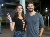 Cauã Reymond brinca com Sofia e malha com Mariana Goldfarb: 'Domingo'. Vídeo!