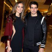 Enzo Celulari faz 21 anos e curte passeio de helicóptero com namorada e irmã