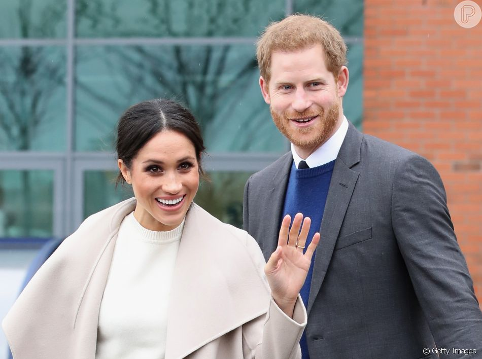 Príncipe Harry elogia Meghan Markle em discurso como embaixador nesta segunda-feira, dia 16 de abril de 2018