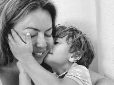 Fluvia Lacerda aponta fase mais difícil que viveu: 'Parir um filho sozinha'