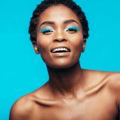 Delineado colorido e desconstruído são aposta de maquiador: 'Liberdade criativa'
