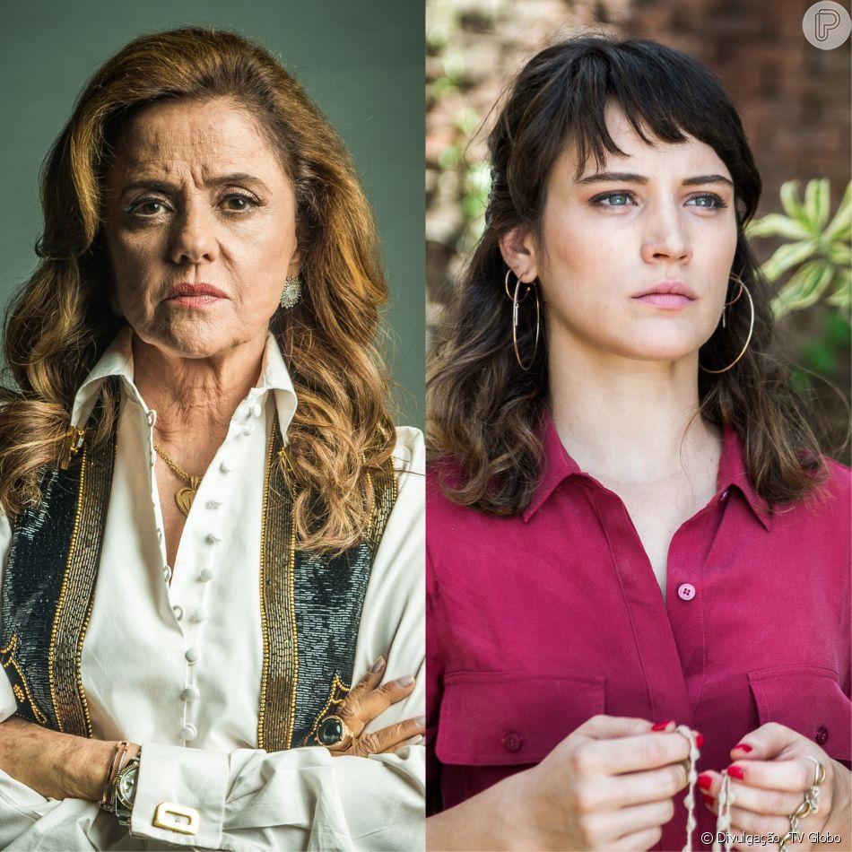 Advogado de Sophia (Marieta Severo) acusa Clara (Bianca Bin) de ser serial killer nos últimos capítulos da novela 'O Outro Lado do Paraíso': 'Dona Sophia é inocente!'