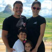 Wesley Safadão cita cuidado com filhos: 'Acordo no meio da noite, troco fralda'