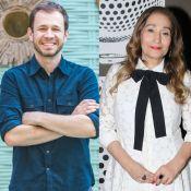 Tiago Leifert pede para 'sair de geladeira' e Sonia Abrão responde: 'Vou pensar'