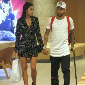 Bruna Marquezine e Neymar vão às compras e namoram no shopping. Fotos!