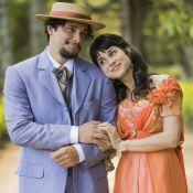'Orgulho e Paixão': Uirapuru namora Mariana após dizer ser o Motoqueiro Vermelho