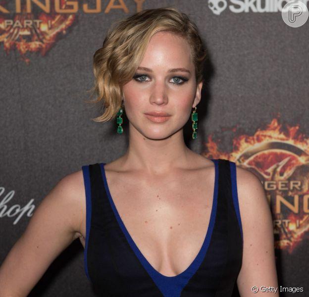 Jennifer Lawrence faz R$74 milhões em um ano e é eleita a atriz mais poderosa