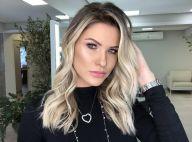 Grávida, Andressa Suita adota cabelo mais claro e curto: 'Médico me liberou'