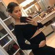 Andressa Suita está na expectativa para a chegada do segundo filho, Samuel