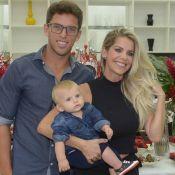 Karina Bacchi planeja filhos com o namorado: 'Dar irmãozinho para o Enrico'